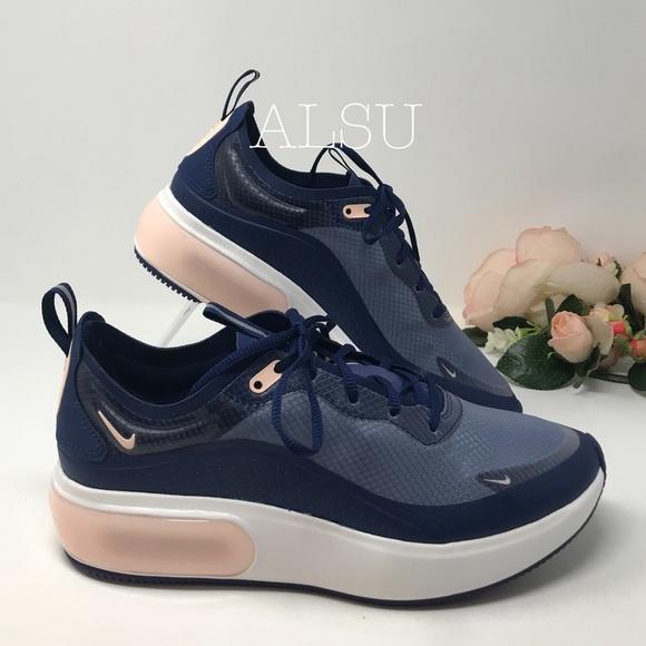 Nwt Nike Air Max Dia Se Blue Void